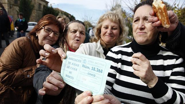 «The New York Times» visita Sodeto, el pueblo más afortunado de España