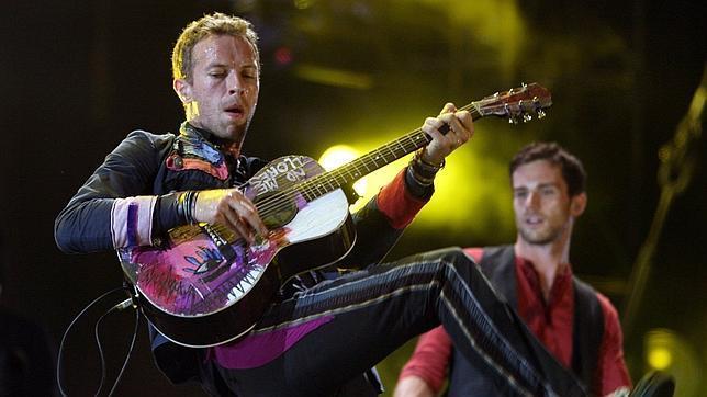 Coldplay cae finalmente en Spotify