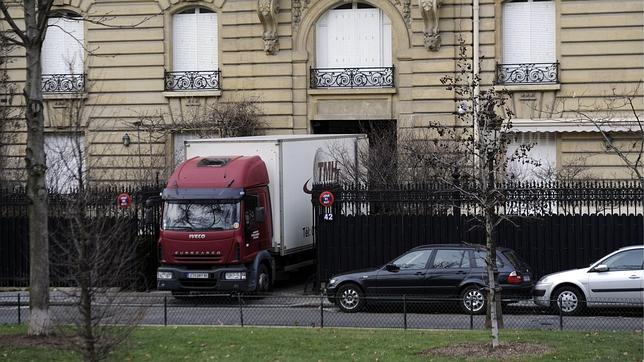 La Policía registra la mansión parisiense del hijo de Obiang