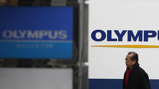 Detenido el expresidente de Olympus por un escándalo de pérdidas encubiertas