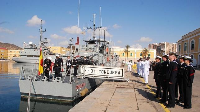 España cede a Senegal un buque para luchar contra la piratería e inmigración ilegal