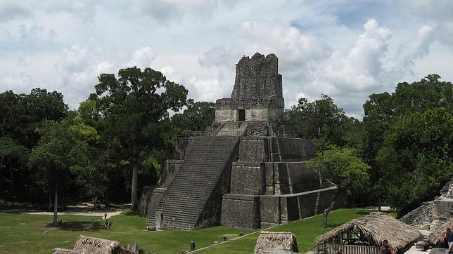 ¿Qué destruyó la civilización maya?