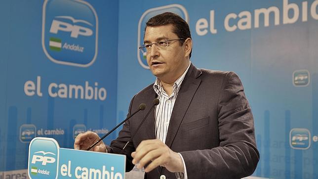 Antonio Sanz: «Sólo conocemos el 20% del escándalo de los ERE»