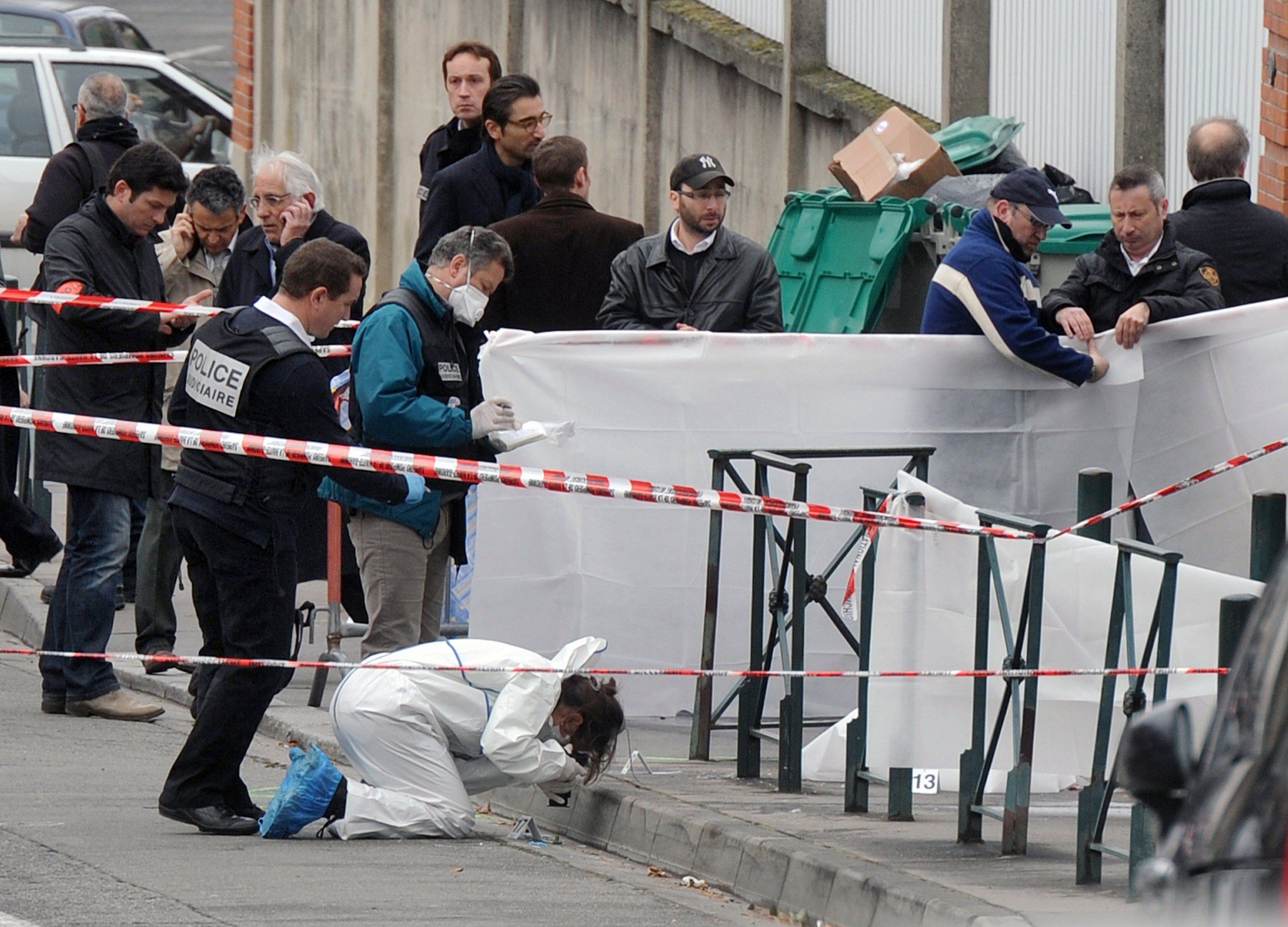 Salvaje ataque antisemita en Francia