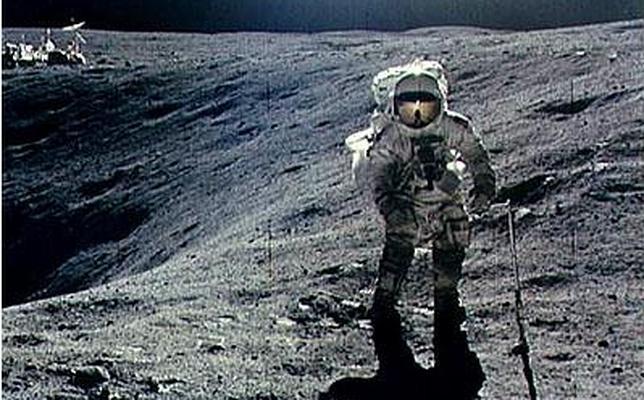 Charles Duke: «Hay datos aplastantes que demuestran que estuvimos en la Luna»