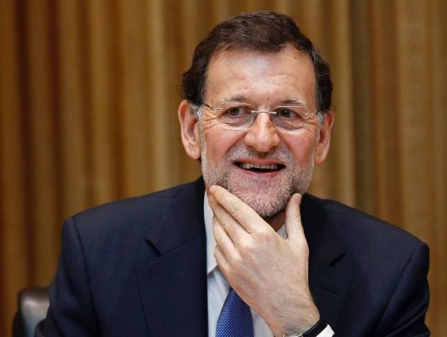 Rajoy descarta la intervención de España y pide más «prudencia» a Sarkozy y Monti