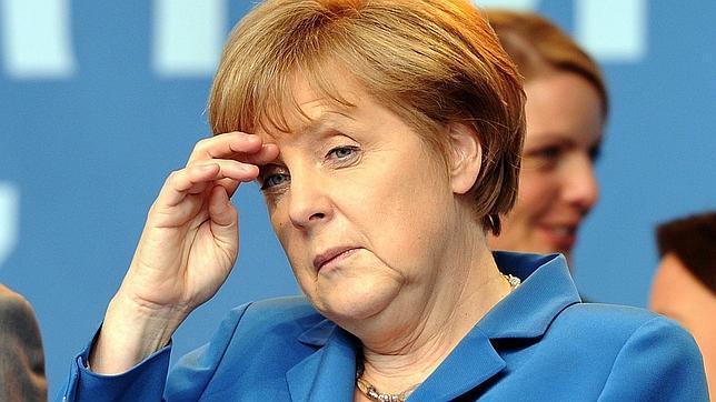 El poder de Hollande en la política germana