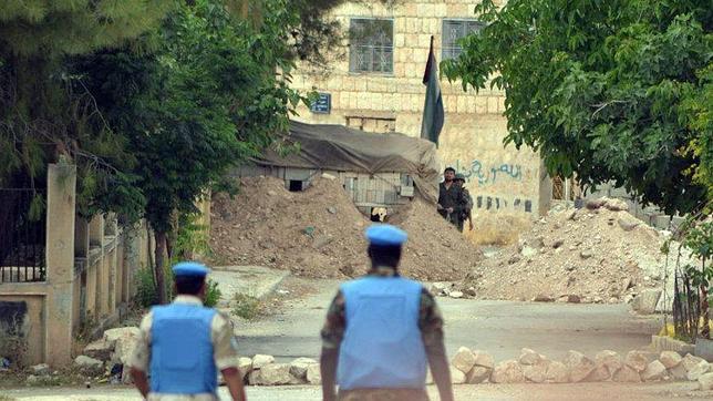 Los rebeldes exigen a Annan que declare fallido el plan de paz para «lanzar operaciones» libremente