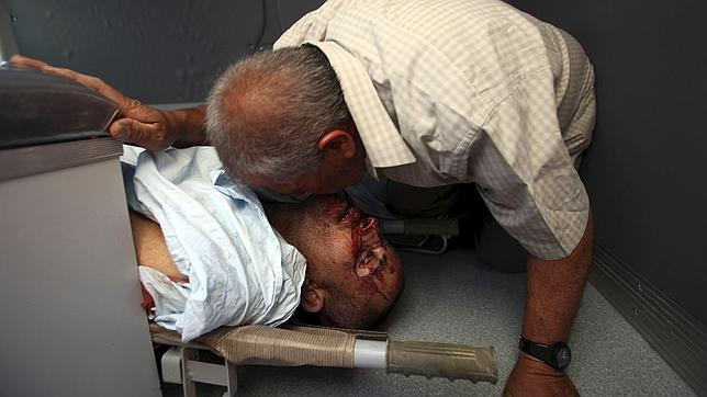 Tres muertos en un choque entre el ejército israelí y militantes palestinos