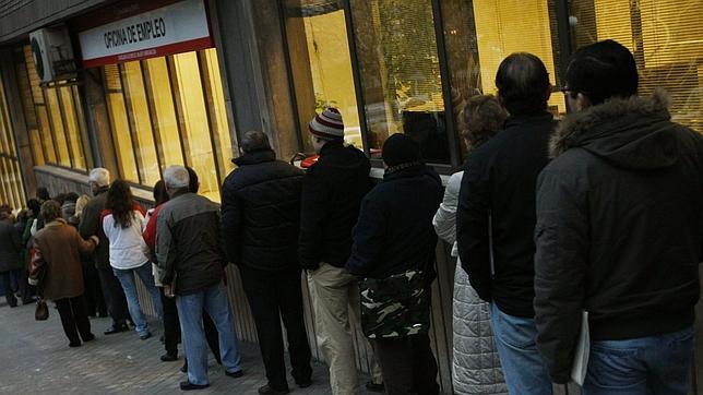Los parados mayores de 45 años suman ya casi dos millones en nuestro país
