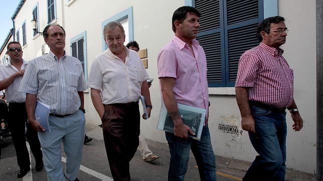 Los pescadores lanzan un ultimátum para la resolución del conflicto en Gibraltar