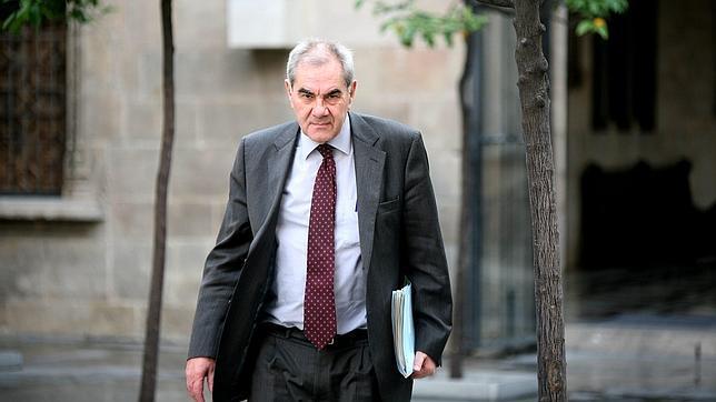 Ernest Maragall se niega a abandonar el PSC