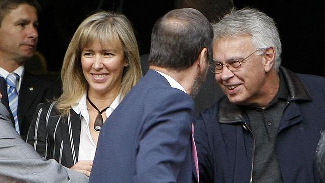 Felipe González se ha casado con Mar García Vaquero