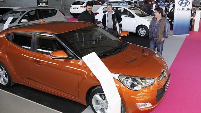 El sector del automóvil sufre con la crisis económica