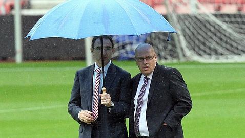 El Sunderland-Reading, suspendido por un chaparrón
