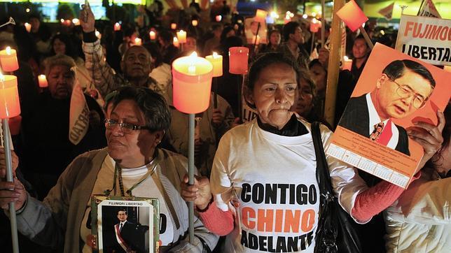 Humala asegura que no se ha concedido el indulto humanitario a Fujimori porque la familia no lo solicita