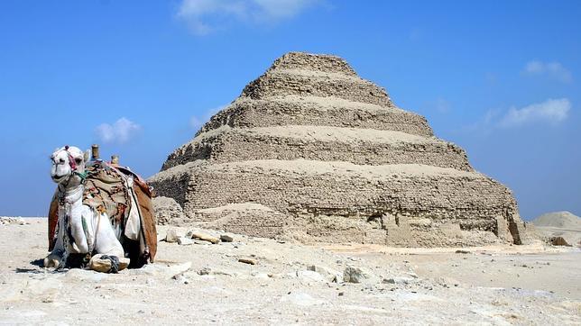 Egipto reabre la antigua necrópolis subterránea de Saqqara