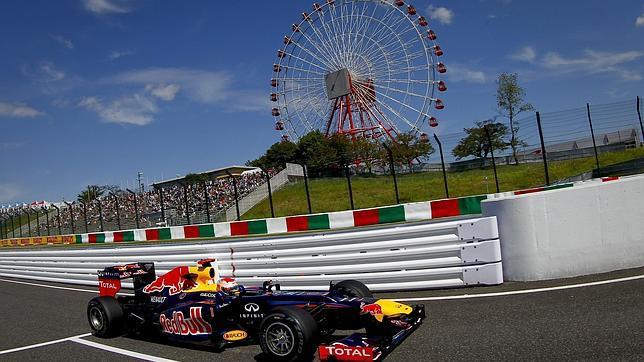 Red Bull marca el paso en Japón