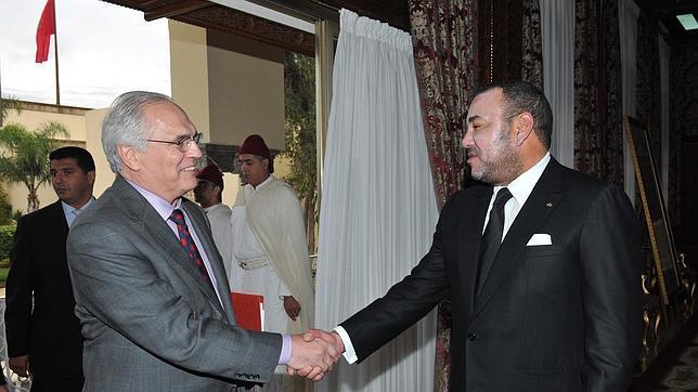 Primera visita al Sahara Occidental de un enviado de la ONU