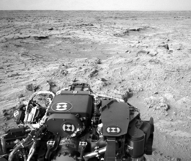 Un hallazgo en Marte «que cambiará los libros de Historia»