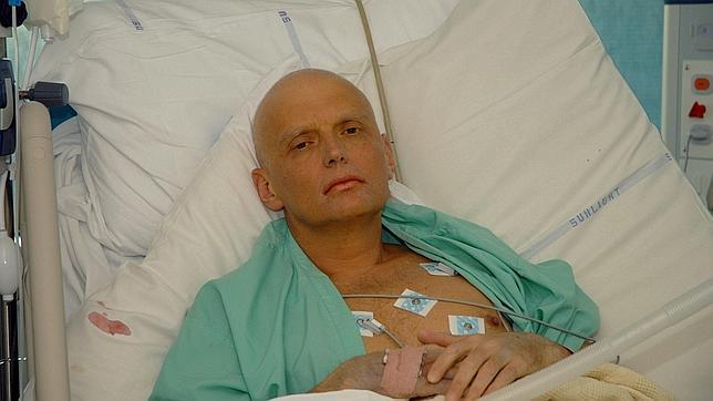 ¿Quién envenenó con polonio 210 a Litvinenko?