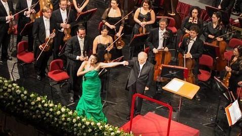 Cecilia Bartoli vuelve a la Scala de Milán entre aplausos y abucheos