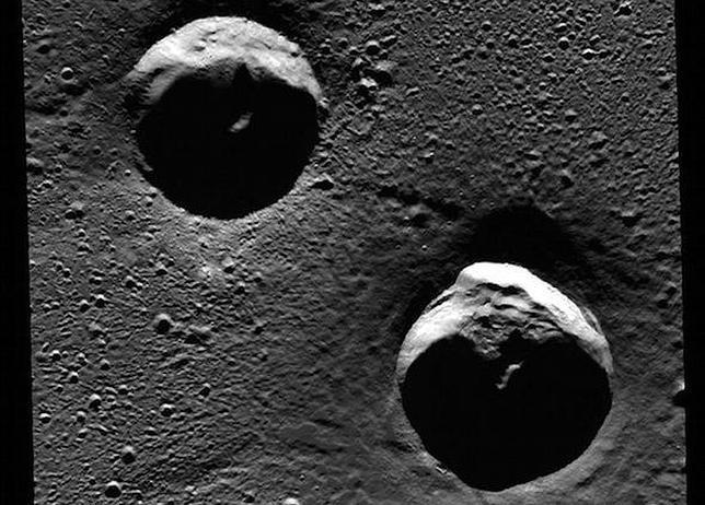 Las «lecciones» del hielo de Mercurio