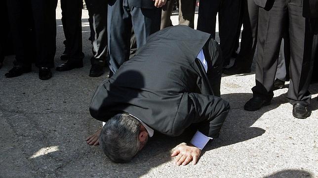 El líder de Hamás promete «liberar toda Palestina» tras pisar Gaza por primera vez