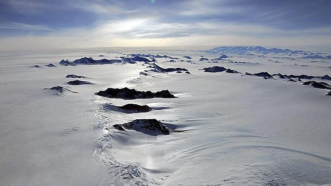 En busca de vida bajo un lago antártico congelado hace 500 milenios