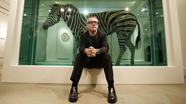 Damien Hirst deja la galería Gagosian