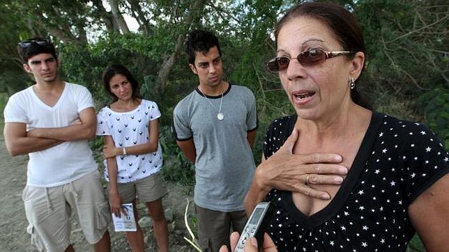 La viuda de Payá pide hablar con Carromero a la Embajada de España