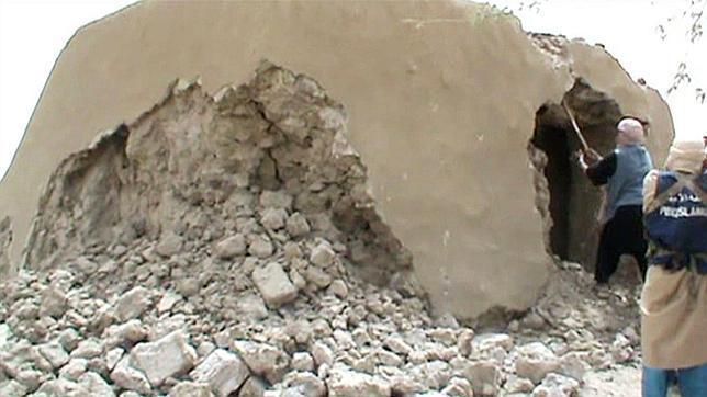 Los yihadistas destruyen de nuevo mausoleos al norte de Malí