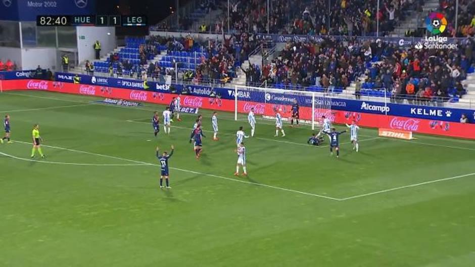 LaLiga (J38): resumen y goles del Huesca 2-1 Leganés