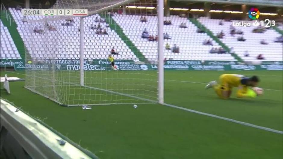 LaLiga 123 (J41): Resumen y goles del Córdoba 3-2 Osasuna