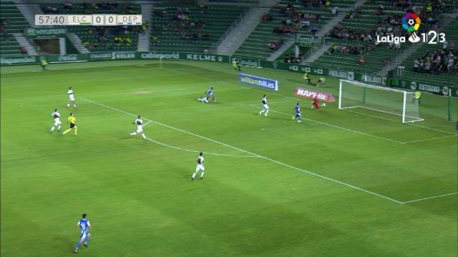 LaLiga 123 (J41): Resumen del Elche 0-0 Deportivo