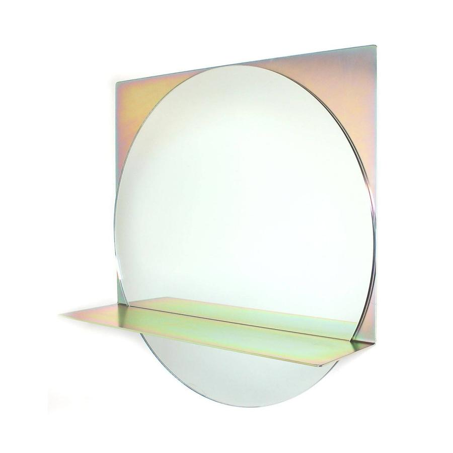 Iridescent Point Mirror