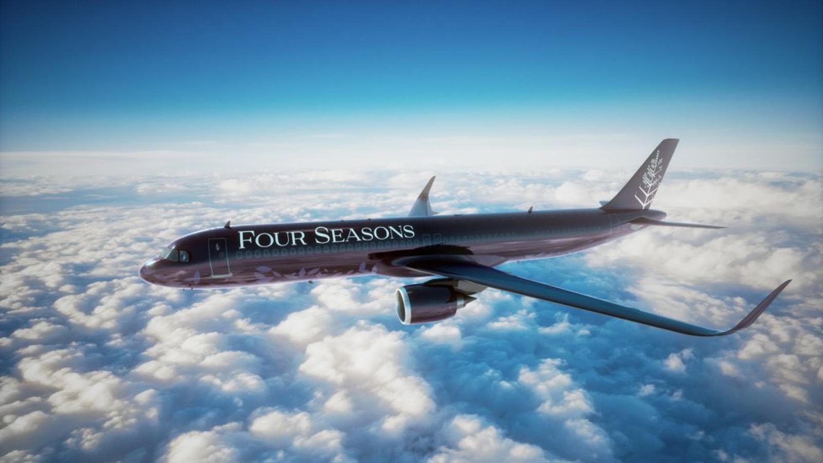 Avión Four Seasons