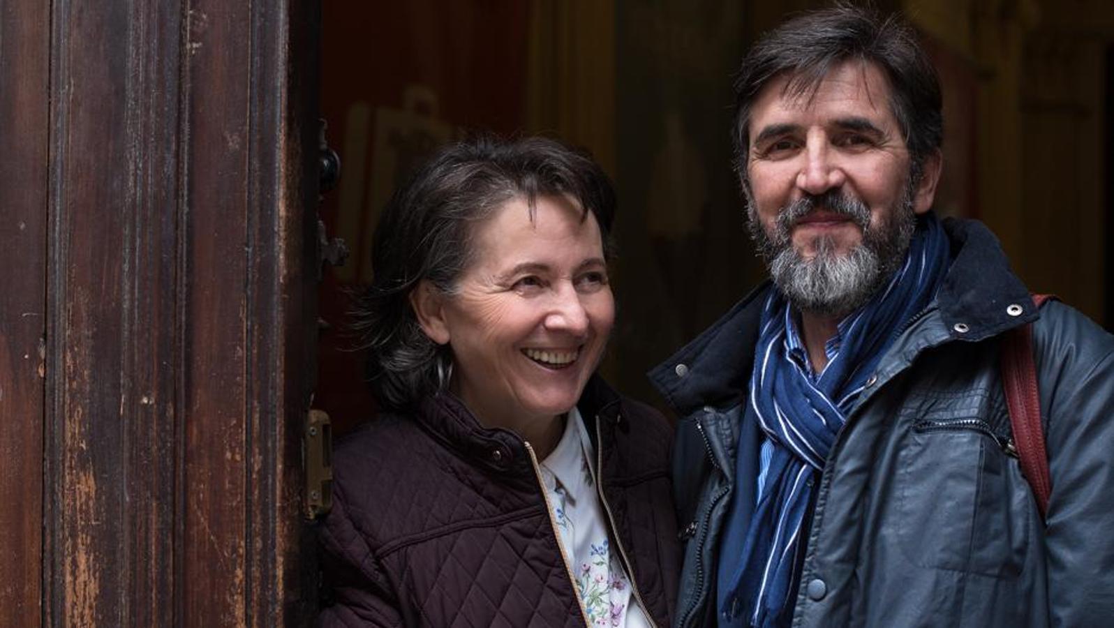 María Ibáñez y Jesús Jiménez, para estudiarnos detenidamente