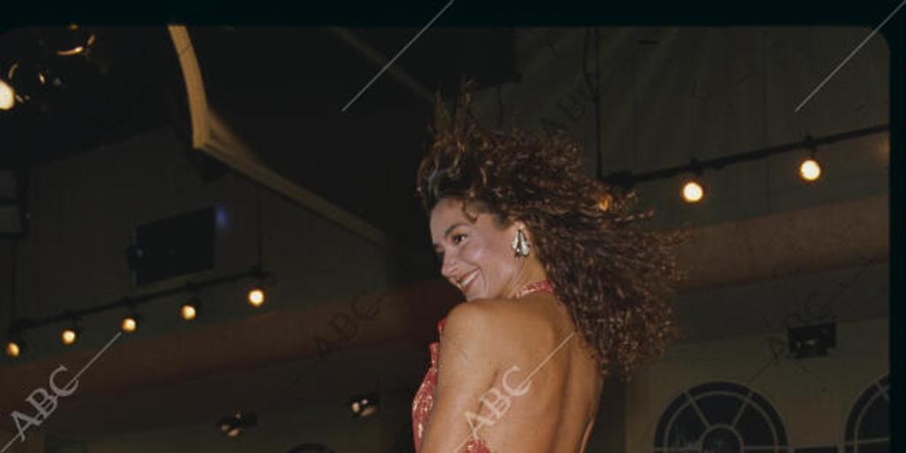 El «boom» de Giannina Facio, la rompecorazones de los 80 - Archivo ABC