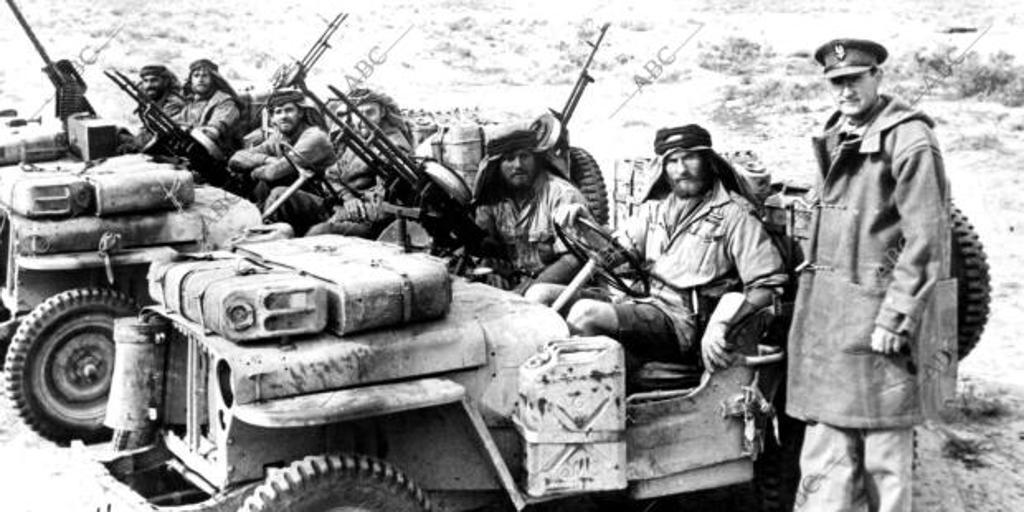El «Comandante fantasma» de la Segunda Guerra Mundial - Archivo ABC