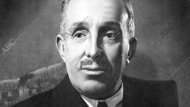 Alfonso XIII, dos meses antes de su muerte en Roma el 28 de febrero de 1941