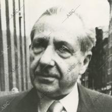 Fotografía del jefe de la Mafia, Frank Costello