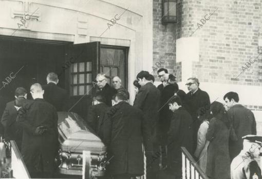 Funeral del mafioso Vito Genovese