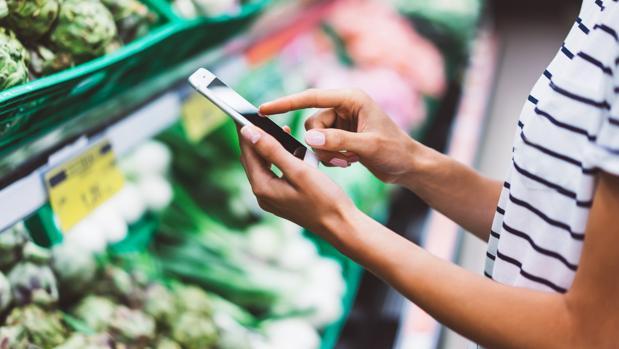 Cómo tu móvil te dice si tu comida es sana o no