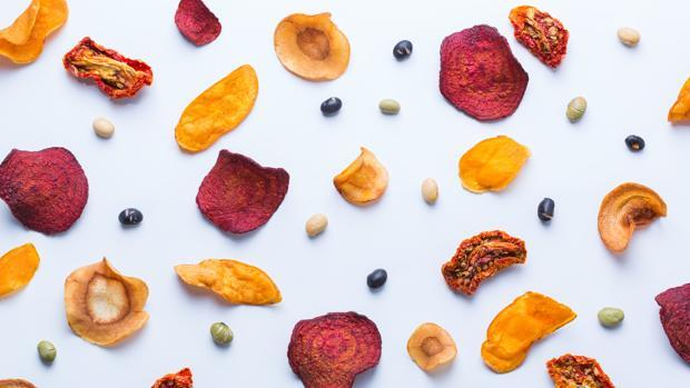 Son Más Saludables Las Chips De Verduras Que Las Patatas Fritas De Siempre