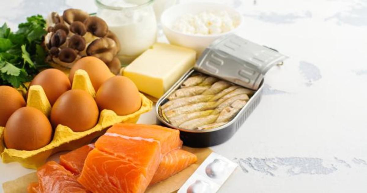 Vitamina D: cómo conseguirla y en qué alimentos se encuentra