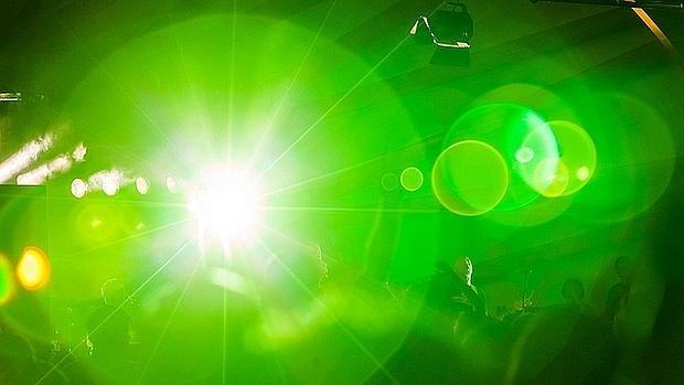 La luz verde, remedio para el dolor de cabeza