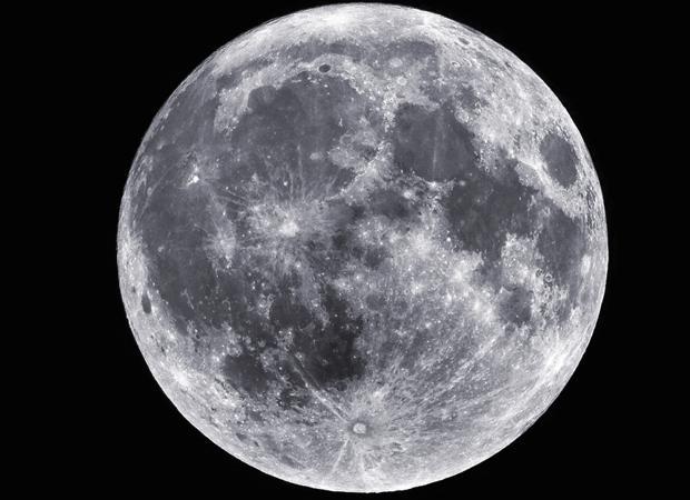 La Luna se sumergirá completamente en la zona de penumbra, pero no entrará en la zona de umbra
