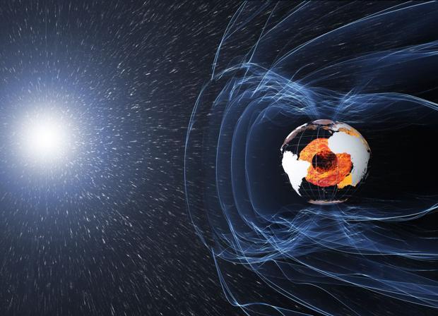 El campo magnético de la Tierra se está debilitando y los polos cada vez se mueven más rápido. Se considera que es cuestión de tiempo que haya una inversión magnética