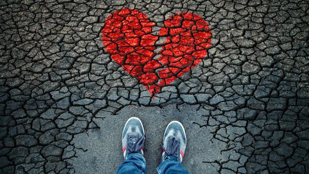 Una ruptura puede llevar a la depresión y a un gran sufrimiento